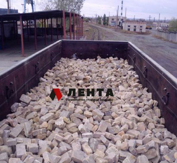 Перевозка грузов ЖД путями
