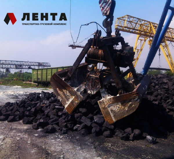 Перевозка угля жд