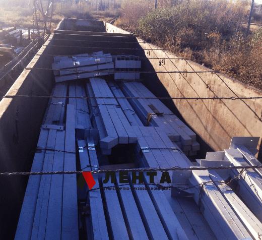 Перевозка рулонов металла
