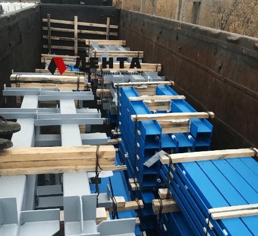 Перевозка металла контейнерами