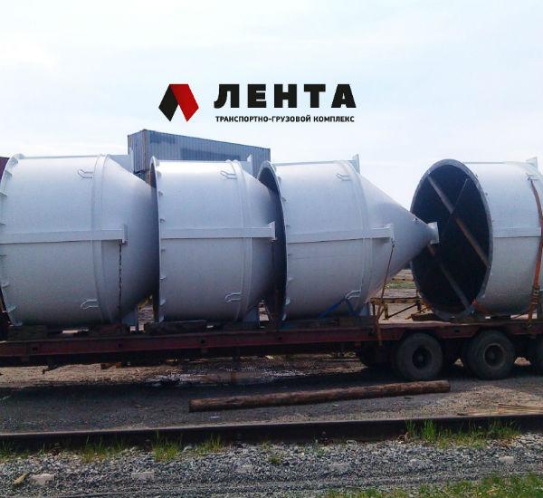Тралы для перевозки негабаритных грузов